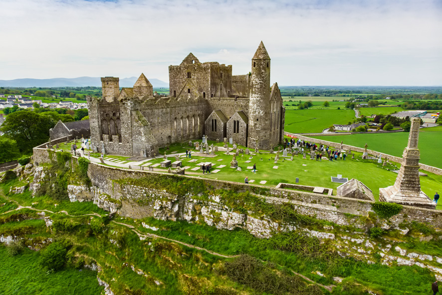 bigstock The Rock Of Cashel Also Known 315069469 small